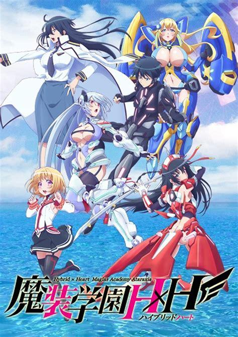 Masou Gakuen Hxh Tv Anime Masou Gakuen Hxh เร องย อ ต วละคร ต วอย าง 18 Metal