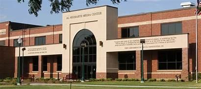 Al Neuharth Usd Center Architecture