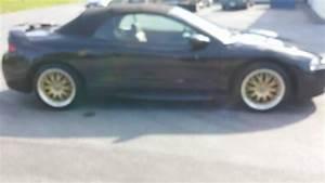 Buy Used 1999 Mitsubishi Eclipse Gst Spyder 2 0 Turbo 5