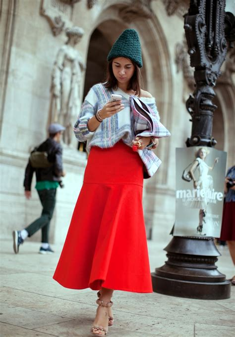 Trending Now Oversized Sweaters Long Skirts Ladyclever