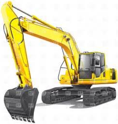 Excavator Clip Art
