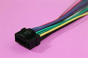 Wire Harness For Alpine Cde