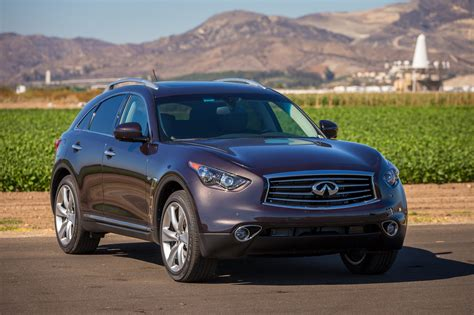 Infiniti QX55 to Join Lineup as Coupe-Like Crossover ...