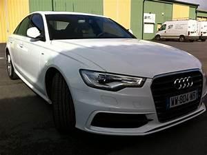 Audi Saint Malo : voiture occasion bezons audi a6 s line 3 0 tdi quattro s tronic berline 4 5p couleur blanc ~ Medecine-chirurgie-esthetiques.com Avis de Voitures