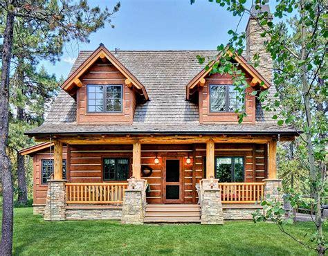 house pla log home plans architectural designs