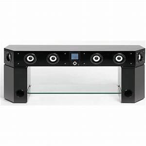 meuble tv enceinte integre With meuble tv enceinte integre leclerc