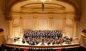 Stern Auditorium / Perelman Stage at Carnegie Hall in New ...