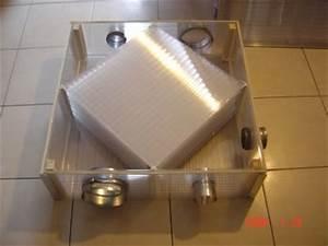 interieur de la vmc double flux panneau solaire a air chaud With fabriquer une vmc double flux fait maison