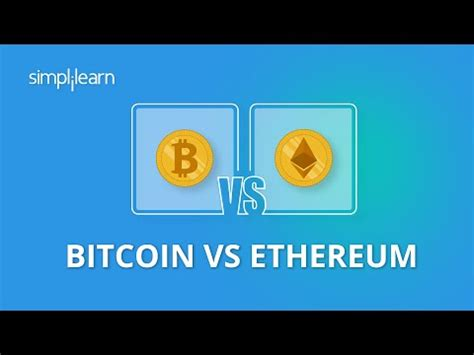 They are both valuable but have very different uses, adelman says. Bitcoin Cash vs Ethereum: A Comparison - Blog about MONEY