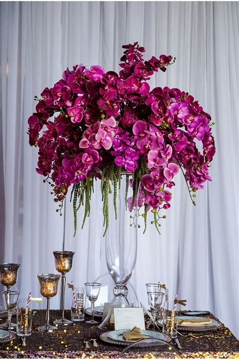 Best Images About Tall Centerpieces Pinterest