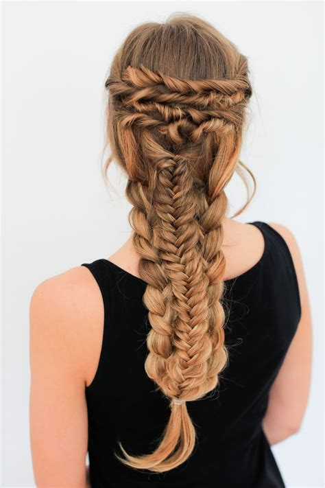 Braid Hairstyles For by 144 Best Unbelievably Intricate Hairstyles For
