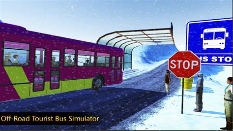 offroad tourist bus simulator apk   simulation game  android apkpurecom