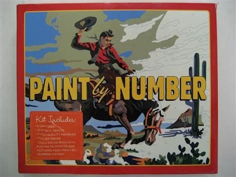 1000 ideas about paint by numbers on vintage