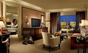 Las, Vegas, Hotel, Rooms, Bellagio, And, Mgm