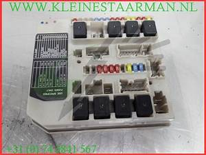 Used Nissan Micra C C  K12  1 6 16v Fuse Box