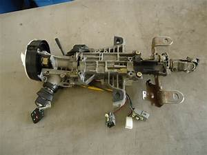 Steering Column With Key Ford Taurus 00 01 02 03