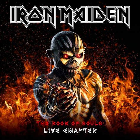 Iron Maiden Eddie Wallpaper Iron Maiden The Book Of Souls Live Chapter 3lp 33 99
