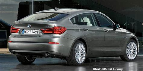 Bmw 5 Series Gran Turismo 550i Gt Luxury Specs In South