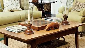 coffee table decorating tips southern living youtube With tips on finding the perfect coffee table