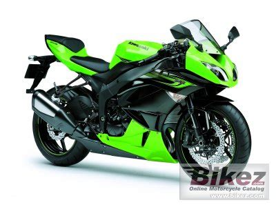 2011 Kawasaki Zx6r by 2011 Kawasaki Zx 6r Specifications And Pictures