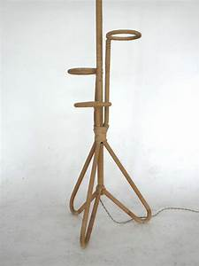 French rope floor lamp for sale at 1stdibs for Floor lamp with rope stand