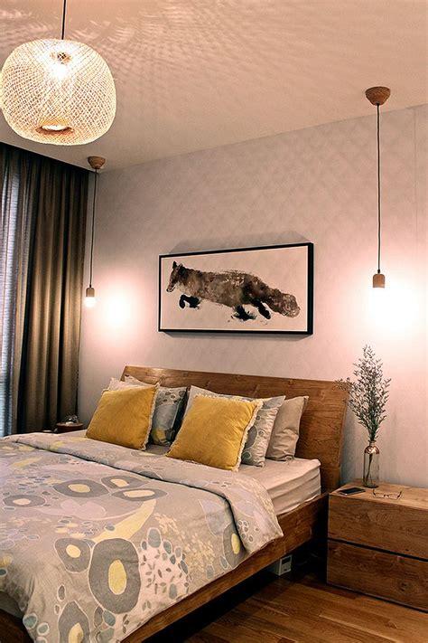 spring  bedroom decorating trends serene green