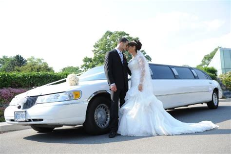 Wedding Limo Rental by Wedding Limousine Services Limousine In Toronto