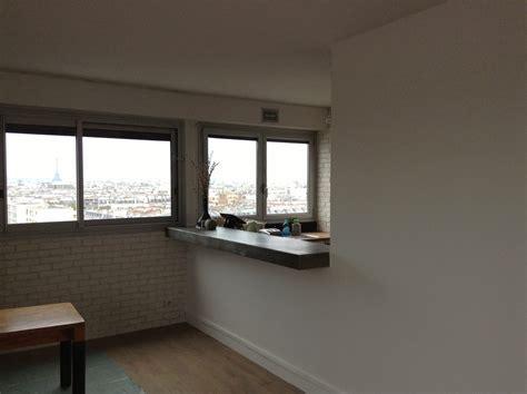 ouverture mur cuisine salon architecture d 39 interieur decoration portfolio