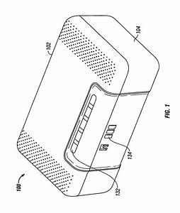 patent us8436731 portable security container with With portable detector