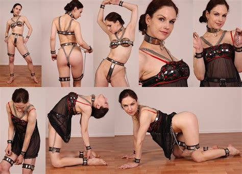 tits lingerie bondage gorgeous girls