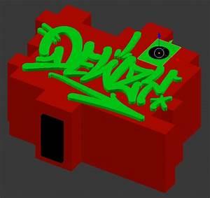 3d Printed E