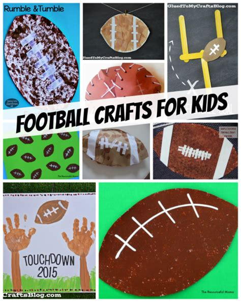 football crafts for for football crafts 334 | e66f8a6af08828968d9bf1821cc9d860