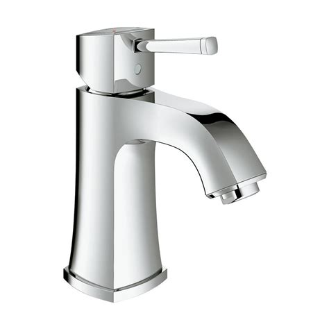 grohe kitchen sink faucets grohe grandera single single handle 1 2 gpm bathroom