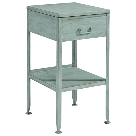 small metal accent table magnolia home by joanna gaines accent elements small metal