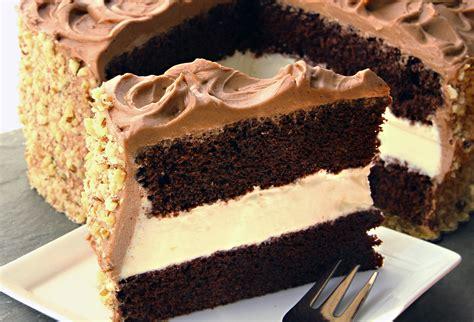 dressels chocolate fudge whipped cream cake lost