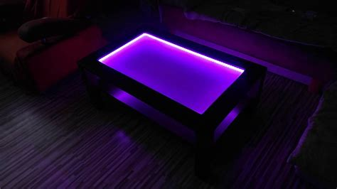 Rgb Led Light Coffee Table Arranging Small Living Room Forex Live Trading Free India Chat Green Ornaments For Fun Rooms And Orange Decor Design On Walls Tropical