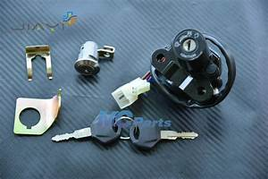 High Quality Wire Ignition Switch Key Lock For Yamaha Yzf