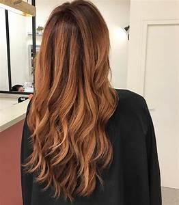 Ombré Hair Cuivré : nouvelle r alisation ombre hair cuivr le avant ~ Melissatoandfro.com Idées de Décoration