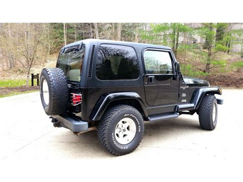 used jeep for sale by owner used 1999 jeep wrangler for sale by owner in cleveland