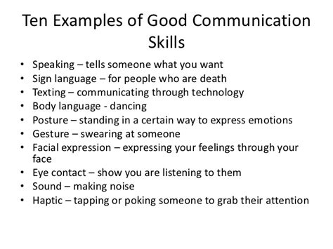 How To Describe Your Communication Skills On A Resume by The Secret By Rhonda Free Verbal