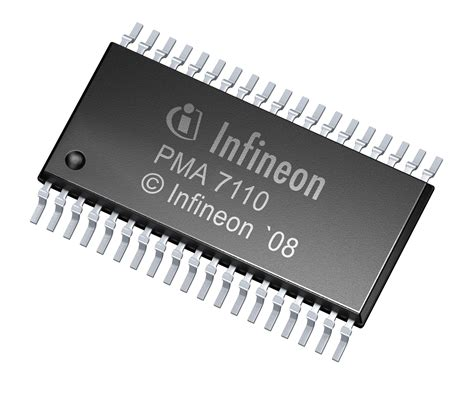 Infineon Introduces Single Chip Multiband Uhf Transmitter