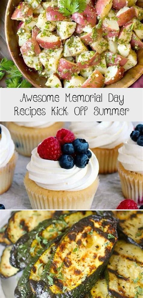 Awesome Memorial Day Recipes Kick Off Summer. If you need ...