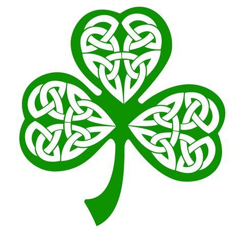 shamrock emblem the trinity of irish symbols ned training centre dublin