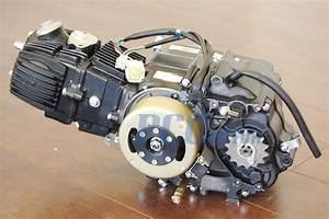 110cc Semi Auto Engine Motor Chinese Atv Pit Dirt Bike H