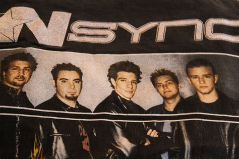 NSYNC 2001 PopOdyssey-Tour- Comerica Park (and I also have ...