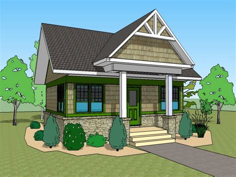 Single Story House Plans With Porches Rustic Single Story