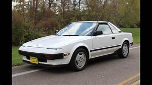 For Sale 1985 Toyota Mr2 Only 69 194 Miles  Low Miles