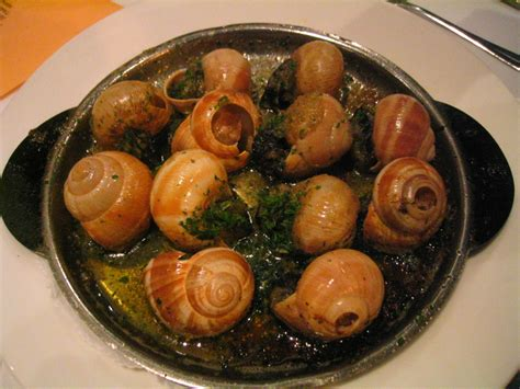 cuisine escargot animals snails food items