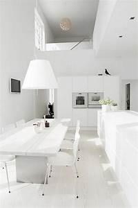 Küche Weiss Modern : die k che in wei gestalten 81 wundersch ne ideen ~ Sanjose-hotels-ca.com Haus und Dekorationen