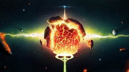 Explosion Wallpapers Cool Space Sci Fi Disasters
